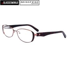 China OEM Fashion Metal Eyeglasses Frame for Reading Glasses