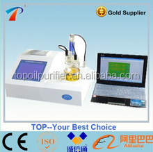 hot sale water measurement tool model TP-2100, auto, portable, lab instruments