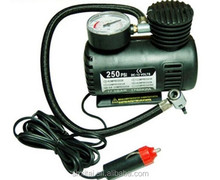 MINI 12V Portable Car air pump Tire Inflators AIR COMPRESSOR