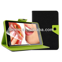 PU LEATHER CASE COVER SMART STAND FOR IPADMINI
