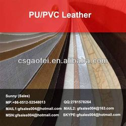 new PU/PVC Leather color change pu leather for PU/PVC Leather using