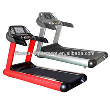 modern and PRO treadmill with motorized running belts