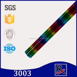 3003# All kinds of Generic multi-color for fabric hot stamping foil , textile foil