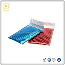 Top grade quality custom colored poly envelope wholesale metallic bubble mailer