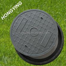 round fiberglass manhole cover