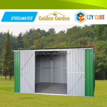 Garden new design 2015 best selling steel folding house
