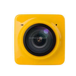 New Arrival Cube 360 Sports Video Camera WIFI H.264 360 Degrees Panorama Camera