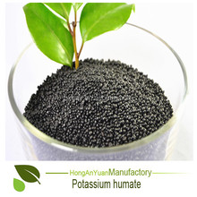 Soluble Potassium Humate For Agriculture Foliar Spray Fertilizer Organic Fertilizer