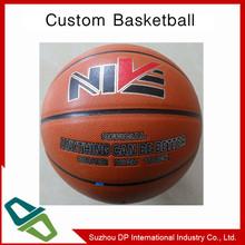 Custom rubber basketball ball/ Promotional Rubber Toys/Custom Logo Basketball