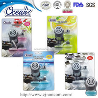 3*8ml cheap auto liquid car air freshener/air freshener refill