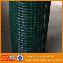10x10 pvc coated welded wire mesh for birds cage