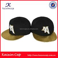 OEM Custom Wholesale 5 Panel Cap/Hat Camper Hat Snakeskin Bill Plastic Nylon Closure Fashion Design