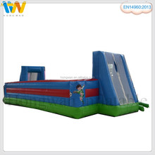 Popular Sport Games Giant Inflatable Football Field