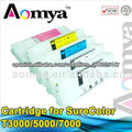 Aomya 700ml Compatible Ink Cartridge Wholesale With Auto Reset Chip For Epson T3000 ink cartridge