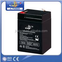 6v 4.5ah 20hr rechargeable battery, Valve regulated lead acid battery 6V 4.5Ah toy car battery
