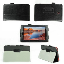 Flip Leather Tablet Case for Dell Venue 7 with Card Slot,Leather Case for Dell Venue 7 Inch Android Tablet PC case