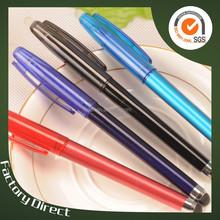advertising erasable plastic ballpoint pen(X-8809)