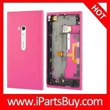 Hot Selling High Quality Housing Battery Back Cover With Side Button Flex Cable for Nokia Lumia 900