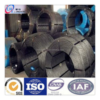 China manufacturer AS/NZS 4672 7 wire low relaxation construction use pc steel strand wire