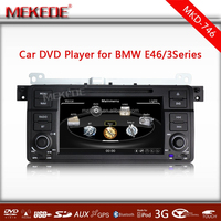 7'' HD touch screen Car DVD Player Radio GPS for E46 M3 with MTK3360NCG CPU 3G GPS Radio USB SD Bluetooth TV IPOD 10EQ band