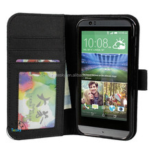 Leather wallet case for HTC Desire 510,For HTC Desire 510 case
