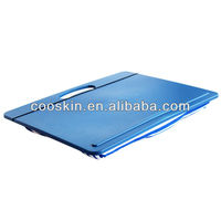 Portable laptop craft lap tray