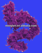 Hot selling cheap feather boas