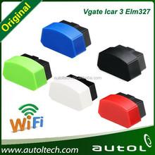 Hot Sale !Vgate wifi Icar 3 ELM327 scanner Icar3 Elm 327 For Android PC i--P-hone i-P--ad Icar3 Vgate Car Diagnostic interface