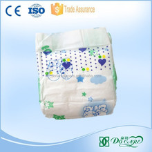 Popluar disposable baby diapers for mid-east market manufactured in China