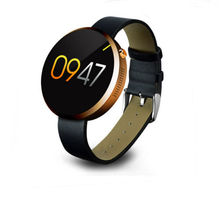 Fashionable Bluetooth Smart Watch Moto 360 Dark Metal Smart Watch Android Wear Black Steel Smart heart rate health monitor