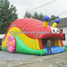 2012 kids inflatable sports tunnel