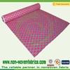 printed polypropylene fabric of Sunshine, low price printing spunbond nonwoven fabric