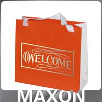 China manufacturer Logo printing shopping gift paper bags making machine price