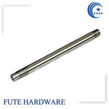 pin shafts with cnc precision machining