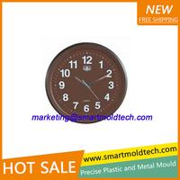 OEM custom plastic wall clock mold manufacturer