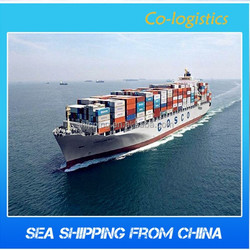 Logistics drop shipping sea freight service to canada