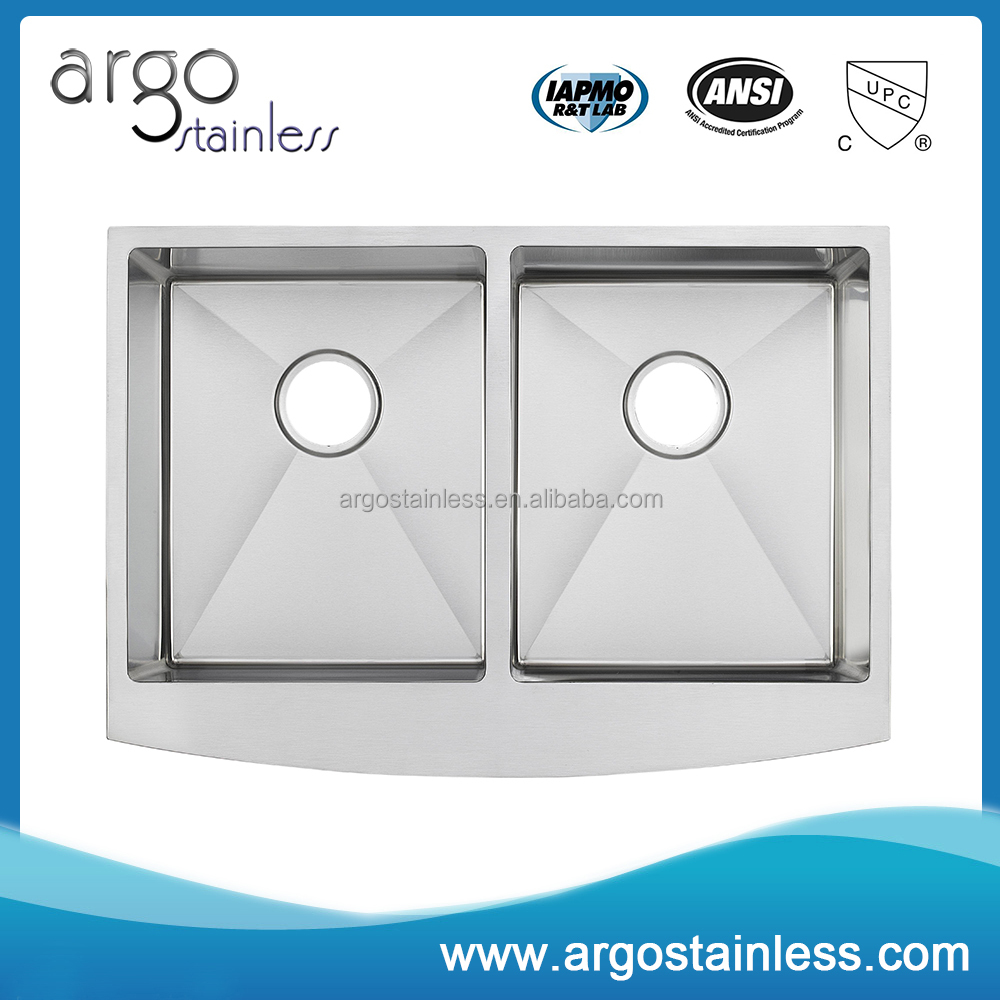 Stainless Steel Sink Dimensions : Stainless Steel Sinks With Equal Size Double Bowl - Buy Kitchen Sink ...