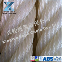 CHNLINE 6-strand Polyamide monofilament and Nylon monofilament Atlas rope