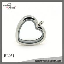 Newest sale excellent quality heart shaped locket directly sale