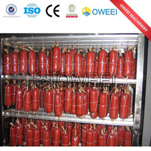 Automatic Stainless steel sausage smoke furnace