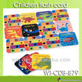 wt-cdb-879 tarjetas flash educativos