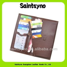 13172B HOT New coming waterproof leather wallet for men