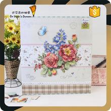High-Quality 3D Flower Memory Girl Gift Adhesive Photo Album