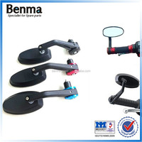 Classical ABS side install motorcycle rear view mirror