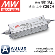 Meanwell LED Power Supply CEN-60-42 60W 42V 1.45A Meanwell LED Power Supply Constant Voltage Single Output