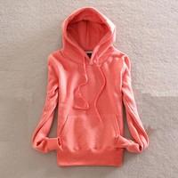 Wholesale 100% cotton custom hooded sweatshirt factory
