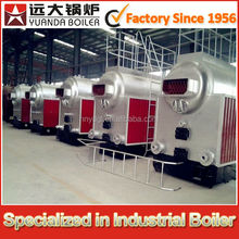 1 t/h coal fired industrial steam boiler with good quality and better price