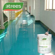 3TREES Anti-Static Self Leveling Epoxy Resin Floor Paint