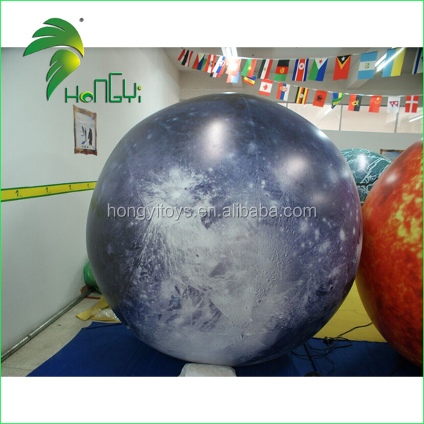 New Customized Planets Inflatable Balloon Helium Ballon For Germany 4
