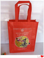 Recycled non woven bags/ China pp laminated bags/ Pictures printing non woven shopping bag